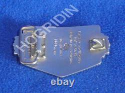 1992 Harley Davidson Daytona bike week belt buckle collector #606 bar & shield