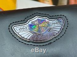 Genuine Harley 100th Anniversary Bar & Shield Windshield Tool Bag Pouch OEM