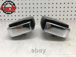 Genuine Harley Bar & Shield Touring Front, Rear or Highway Foot Pegs Long