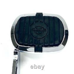 Genuine Harley OEM 07-17 CVO Breakout Softail Crested Bar Shield Pad Brake Pedal