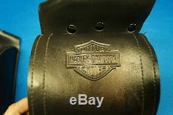 Genuine Harley Touring Bar & Shield Ultra Classic Saddlebag Guard Bags 1993-2020