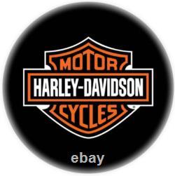 HARLEY-DAVIDSON H-D Bar & Shield Bar Stool set of 2