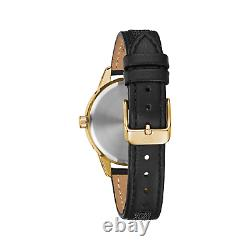 Harley Davidson 77L111 Women's Bar And Shield Crystal Embellished Wristwatch