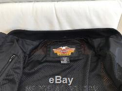 Harley Davidson Bar And Shield Jacket Large