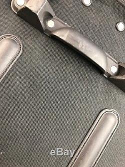 Harley-Davidson Bar & Shield 28 Rolling Wheeled Duffel Travel Luggage Bag VGC