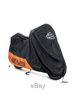 Harley Davidson Bar & Shield Abdeckplane Motorradplane Innen & Aussen 93100022