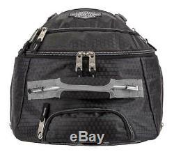 Harley-Davidson Bar & Shield Lightwieght Wheeling Backpack Black 99826-BLACK