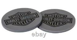 Harley-Davidson Bar & Shield Logo Gift Basket Set, Black & Gray HDL-19905