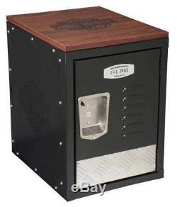 Harley-Davidson Bar & Shield Metal Storage Unit Locker HDL-19706