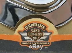 Harley Davidson Bar & Shield Nostalgic Derby Cover Heritage Springer 53785-99