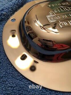 Harley Davidson Bar & Shield Nostalgic Derby Cover Heritage Springer FLSTS