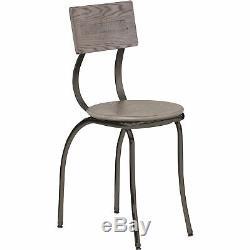 Harley-Davidson Bar & Shield Wood Chair