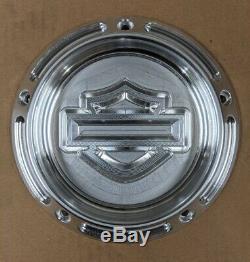 Harley Davidson Dyna Big Twin 5 Hole Derby Cover Bar and Shield