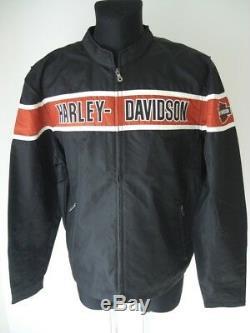 Harley Davidson Generations Bar & Shield Jacke Jacket Herren 98537-14VM