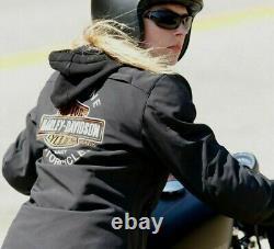 Harley-Davidson Legend Bar & Shield 3-in-1 Soft Shell Riding Jacket 98170-17EW