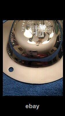 Harley Davidson Nostalgic Bar And Shield Top Hat Derby Cover FLSTS 52571-91