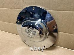 Harley Davidson Nostalgic Bar & Shield 5-Hole Derby Cover 25913-99