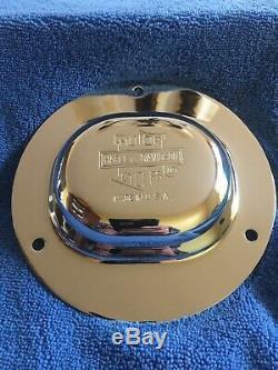 Harley Davidson Nostalgic Bar & Shield Derby & Air Cleaner Cover FLSTS