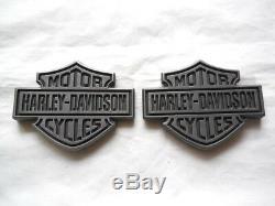 Harley Davidson Tank Embleme Bar & Shield B&S Tankembleme Tankschilder 14100762