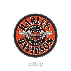Harley Davidson Winged Bar & Shield Cafe Table & Bar Stools