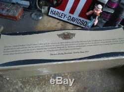 Harley Nos 99102-94v Motorclothes Camping Series 2 Person Tent Bar&shield Rare X