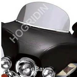 Harley electra glide flht ultra front outer fairing bar & shield bra 57800-00