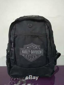 Klassischer Harley-Davidson Rucksack mit Bar & Shield Logo