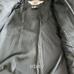 Men's Harley Davidson Bar And Shield Hd Riding Jacket Size XL