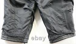 Mens Harley Davidson leather jacket 3XL Stock 98112-06VM black bar shield zip