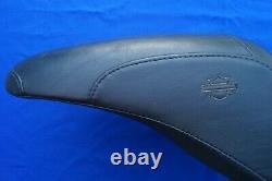 RARE Genuine Harley Dyna OEM FXDX Super Glide Low Rider Bar & Shield Seat 96-03