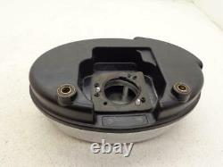 2001-2007 Harley Davidson Touring Softail Air Cleaner Backplate Carb Nostalgic