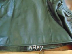 Cuir Harley-davidson Bar Et Shield Veste D'équitation Rn103819 Ca 03402 Mens XL