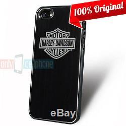 Étui Sous Licence Pour Barre Et Bouclier En Aluminium Harley Davidson Pour Iphone 5s 5 Se