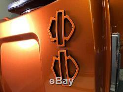 Harley Bar Et Shield Tank Emblème Style Cvo