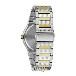 Harley Davidson 78a125 Men's Bar & Shield Bi-colour Steel Watch Rrp £229.00