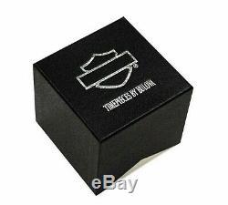 Harley Davidson 78b157 Montre Homme Vert Camo Bar & Shield Boîte À Montres Et Articles Pour Hommes