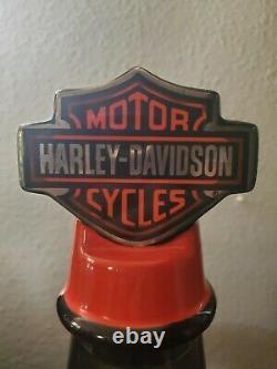 Harley Davidson Bar And Shield Lava Lamp