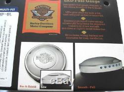 Harley Davidson Bar & Shield B & S Tankanzeige Led Réservoir Tankdeckel 75051-08a