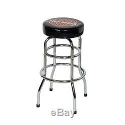 Harley Davidson Bar & Shield Café Table Et Barstools