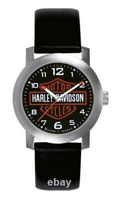Harley Davidson Bar & Shield Men's Watch 76a04