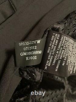Harley Davidson Femmes Bar & Shield Noir Veste En Cuir Taille M 98030-12vw