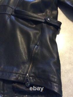 Harley Davidson Femmes Olivia Wow Clouté Bar & Shield Veste En Cuir 97036-15vw