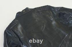 Harley Davidson Homme Teremity Bar&shield Black Leather Jacket XL 98047-19vm
