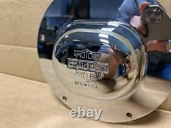 Harley Davidson Nostalgic Bar - Shield 5-hole Derby Cover 25913-99