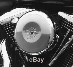 Harley Davidson Nostalgique Bar & Shield Cleaner Air Couverture 29138-91a