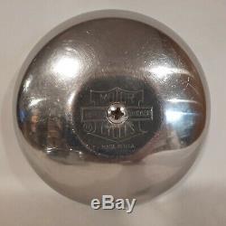 Harley Davidson Oem Knucklehead Panhead Bar & Shield Logo Cleaner Air