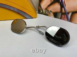 Harley Short Stem Oval Bar & Shield Mirrors Set Touring Dyna Softail Oem