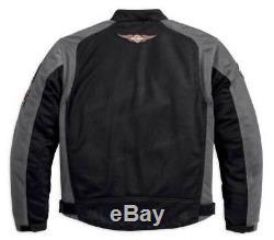 Harley-davidson Bar Mesh Men & Shield Jacket Grand 98233-13vm