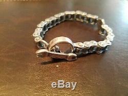 Harley-davidson Bar & Shield Bike Bracelet De Chaîne Pour Hommes