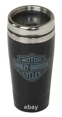 Harley-davidson Bar & Shield Logo Gift Basket Set, Noir & Gris Hdl-19905